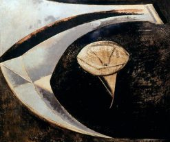 Modern Textiles   Paul Nash   Oil Painting