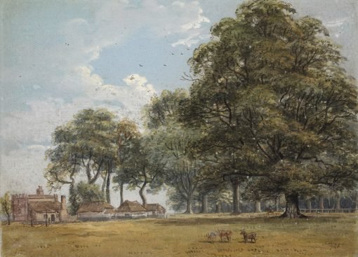 Easton Park | Paul Sandby