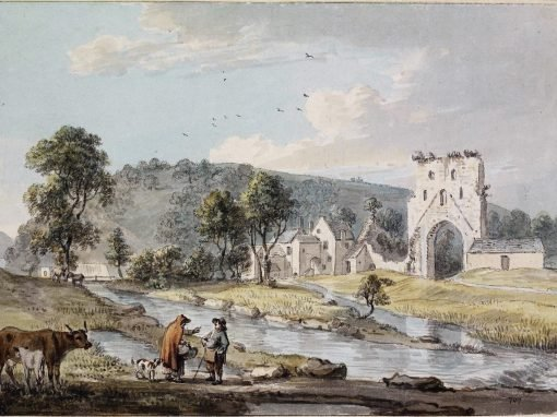 Hubberston Priory | Paul Sandby