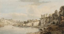 Chepstow Castle | Paul Sandby