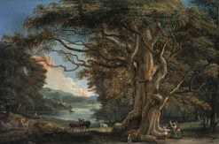 Ancient Beech Tree | Paul Sandby