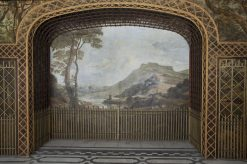 Landscape with Castle (from the Painted Dining Room