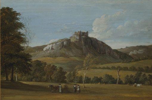 Carregcennin Castle