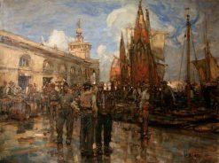 Venice | Sir Frank William Brangwyn | Oil Painting