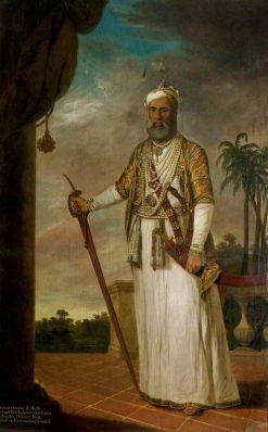 Muhammad Ali Khan (1717/1718-1795)