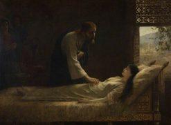 The Raising of Jairus' Daughter | Edwin Long