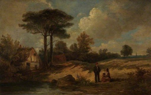 A View near Bristol | William James Muller | Oil Painting