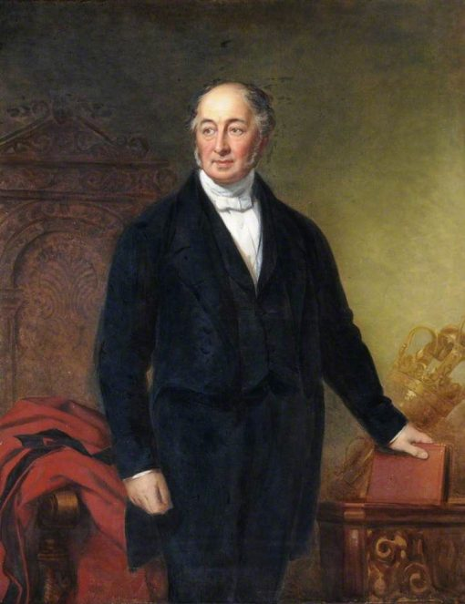 Sir Thomas Le Breton (1763-1838) | John Seymour Lucas | Oil Painting