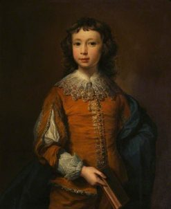 A Boy in Van Dyck Costume | Joseph Highmore | Oil Painting