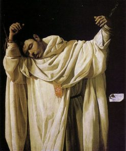 Saint Serapio | Francisco de Zurbaran | Oil Painting