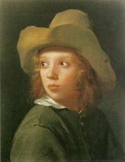 Boy with a Hat | Michiel Sweerts | Oil Painting