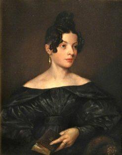 Emma Pegler | Alfred George Stevens | Oil Painting