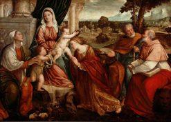 Virgin and Child with Saints Elizabeth