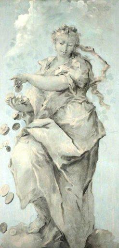 Abundance | Francesco Guardi | Oil Painting