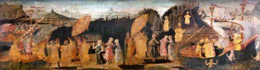 Adventures of Odysseus | Italian school th Century   Unknown | Oil Painting