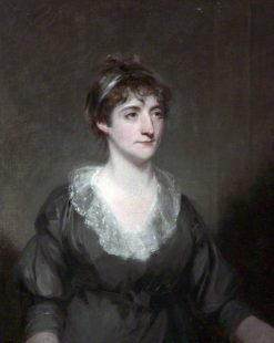 Portrait of a Lady called Mrs James Hill | John Hoppner | Oil Painting