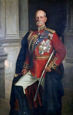 Field Marshal Earl Roberts (1856-1933) | John Singer Sargent | Oil Painting