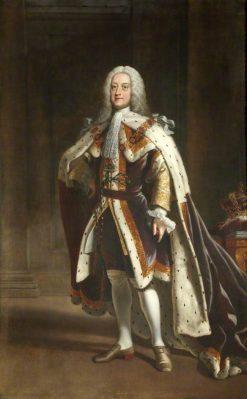 George II (1683-1760) | Joseph Highmore | Oil Painting