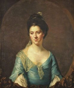 Mrs Thomas Parke (1740-1827) | Joseph Wright of Derby | Oil Painting