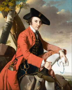 Fleetwood Hesketh | Joseph Wright of Derby | Oil Painting