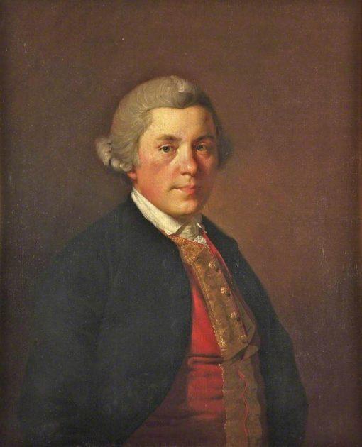 Thomas Parke (1769-1819)   Joseph Wright of Derby   Oil Painting