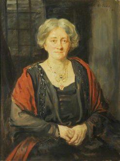 Ethel Ruth Gwatkin | Reginald Grenville Eves | Oil Painting