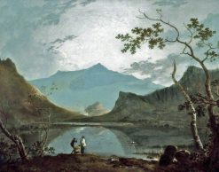 Snowdon from Llyn Nantlle | Richard Wilson