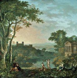 Landscape with Phaeton's Petition to Apollo | Richard Wilson