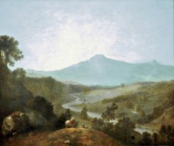 The Valley of the Mawddach and Cader Idris Mountain | Richard Wilson