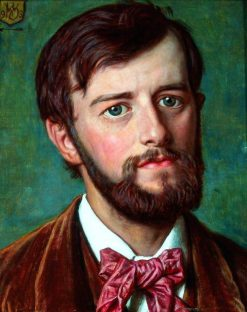 Harold Rathbone (1858-1929) | William Holman Hunt | Oil Painting