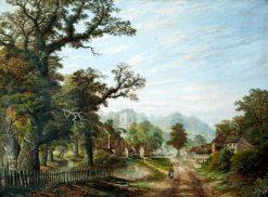 Summer | Charles Leaver | Oil Painting
