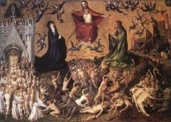 The Last Judgement | Stefan Lochner | Oil Painting