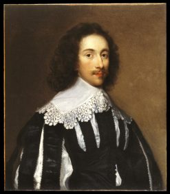 Portrait of a Young Man | Cornelis Janssen van Ceulen the Elder | Oil Painting