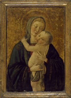 Madonna and Child | Cosimo Rosselli | Oil Painting