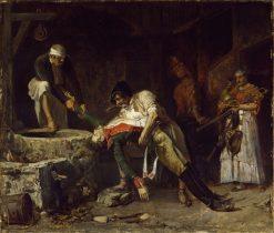 Spain 1812 - French Occupation   Eduardo Zamacois y Zabala   Oil Painting