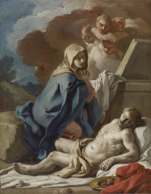 Pieta | Francesco de Mura | Oil Painting