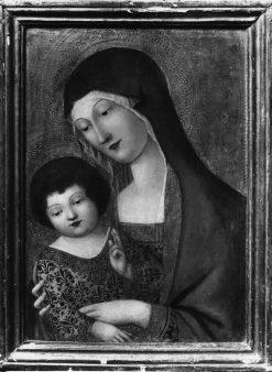 Madonna and Child | Francesco di Giorgio Martini | Oil Painting