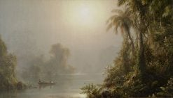Morning in the Tropics | Frederic Edwin Church | Oil Painting