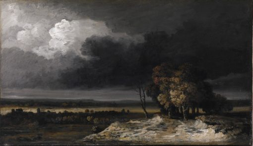 Gathering Storm | Georges Michel | Oil Painting