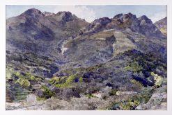 Landscape | Jules Ferdinand Jacquemart | Oil Painting