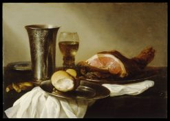 Breakfast Piece | Pieter Claesz | Oil Painting