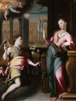 The Annunciation | Santi di Tito | Oil Painting