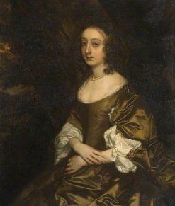 Lady Elizabeth Percy (1636-1717)