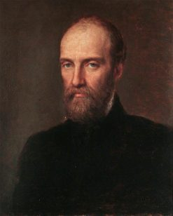 Prince de Joinville | George Frederic Watts | Oil Painting