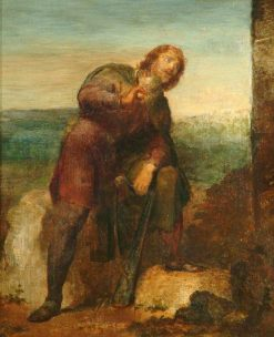 Blondel | George Frederic Watts | Oil Painting