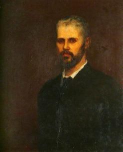 C. J. G. Montefiore | George Frederic Watts | Oil Painting