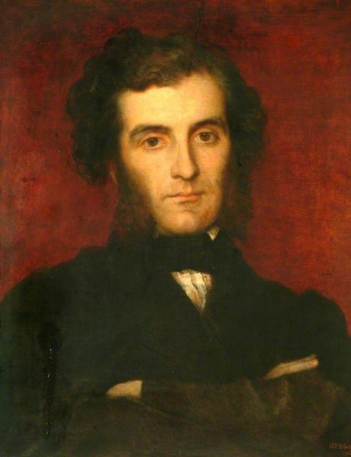 Dr Zambaco | George Frederic Watts | Oil Painting