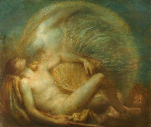 Endymion | George Frederic Watts | Oil Painting