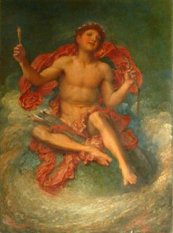 Idle Child of Fancy | George Frederic Watts | Oil Painting