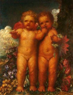 In the Land of Weissnichtwo | George Frederic Watts | Oil Painting